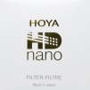 HOYA UV Filter HD Nano 67mm